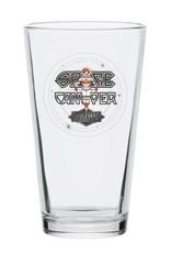 Space Camper Pint Glass
