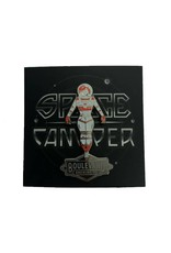 BLVD Space Camper Enamel Pin