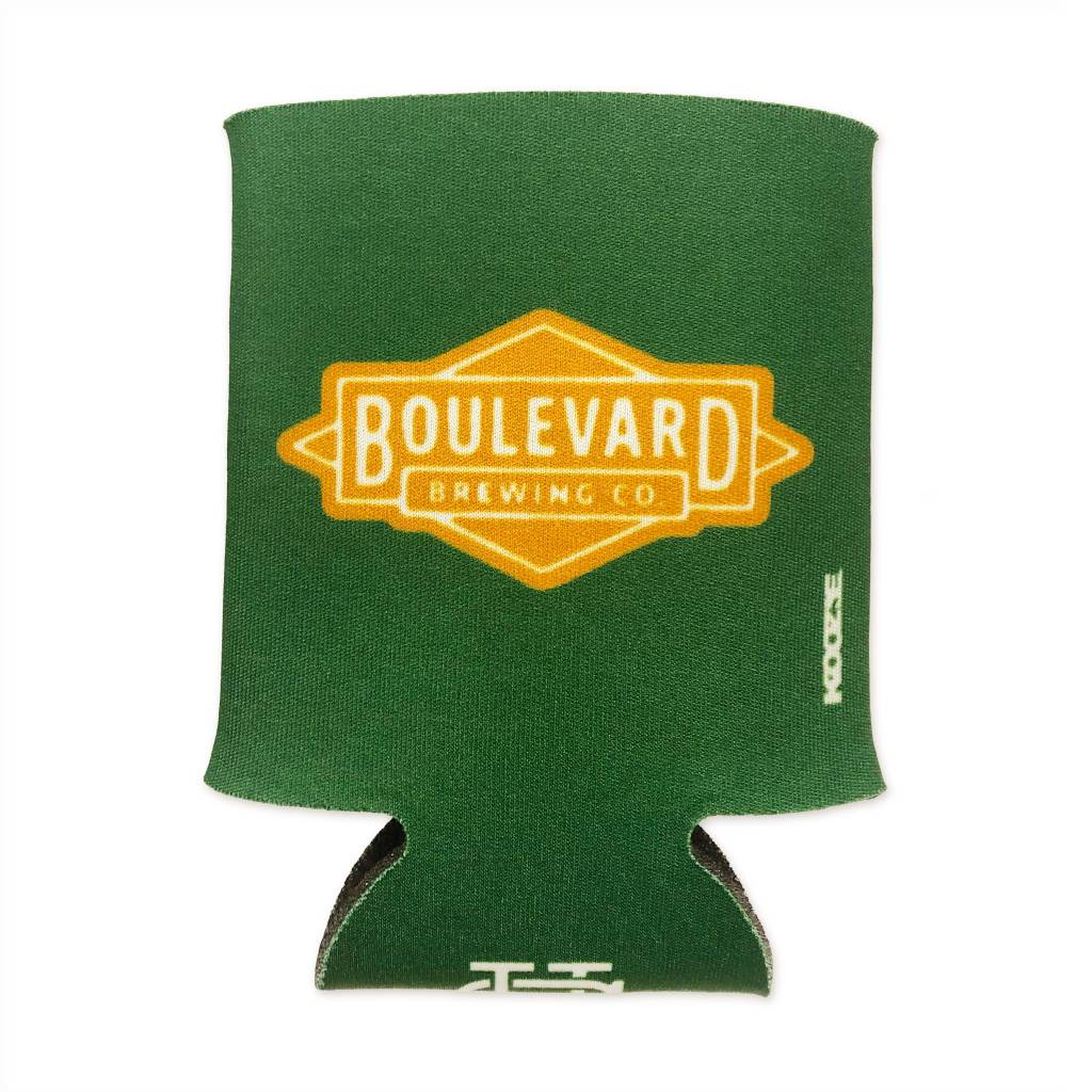 Charlie Hustle St. Patty's Coozie