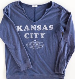 Women's Kansas City Gamma Long Sleeve