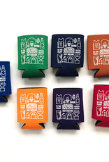 College Basketball Coozies