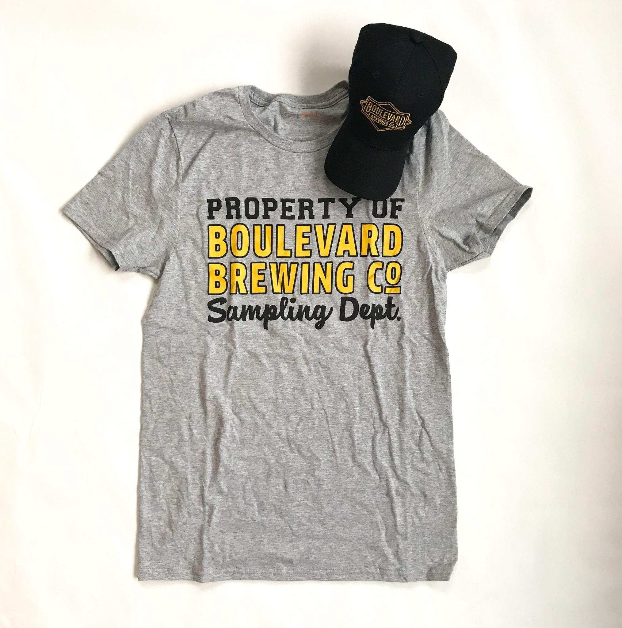 Collegiate Hat & Tee Combo