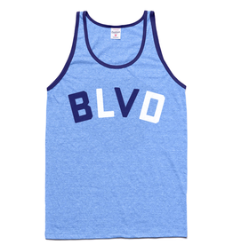 Charlie Hustle BLVD Neighborhood Tank