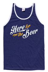 Charlie Hustle Here for The Beer Tank
