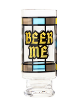 Beer Me Stained Glass