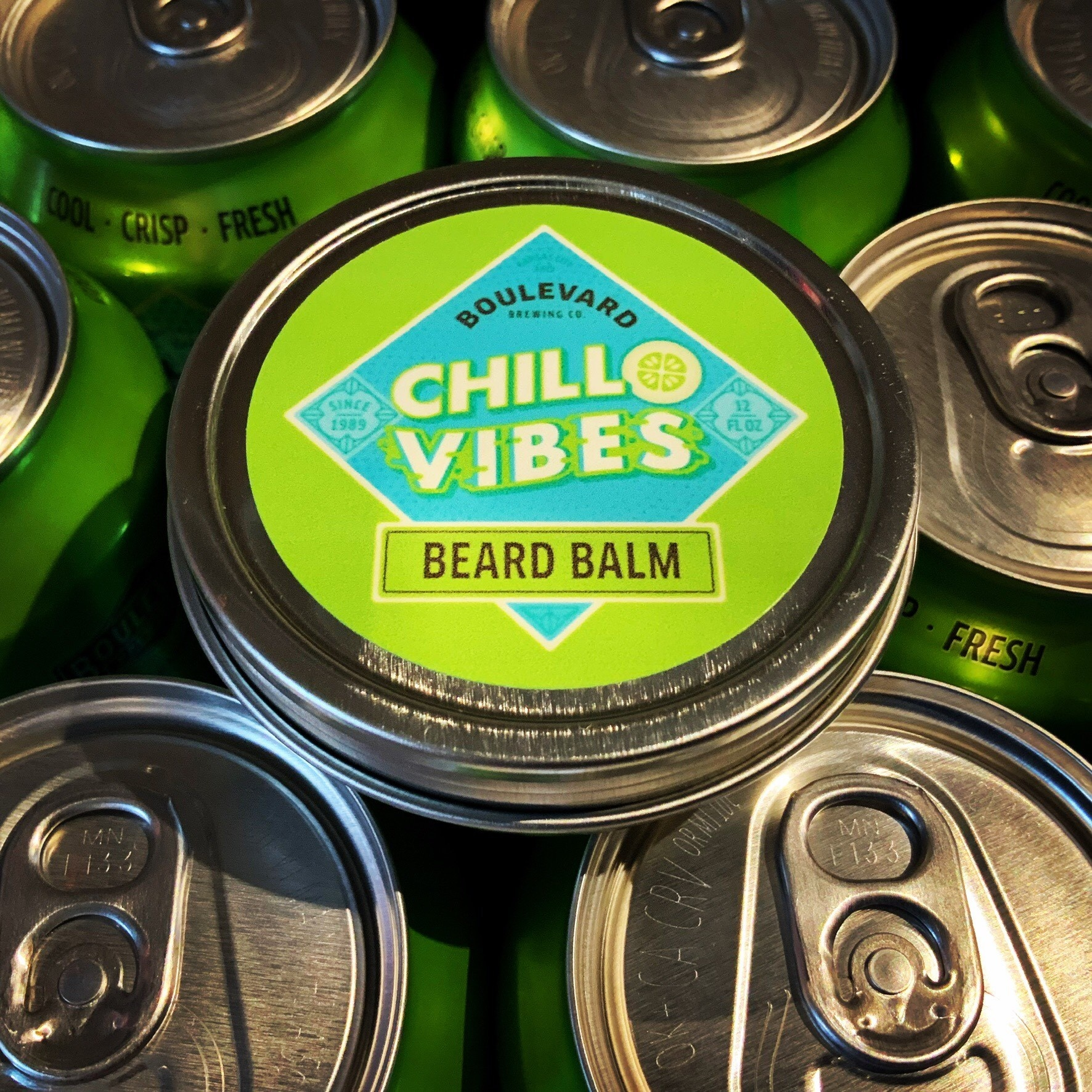 Chill Vibes Beard Balm