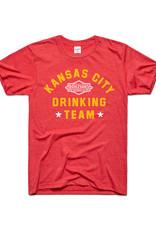 Drinking Team Football Tee