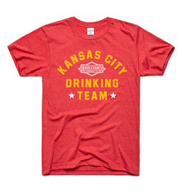 Drinking Team Football Tee