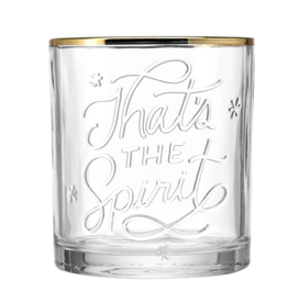 That's The Spirit Glass