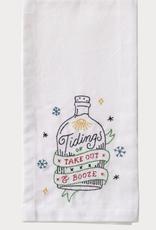 Good Tidings Tea Towel