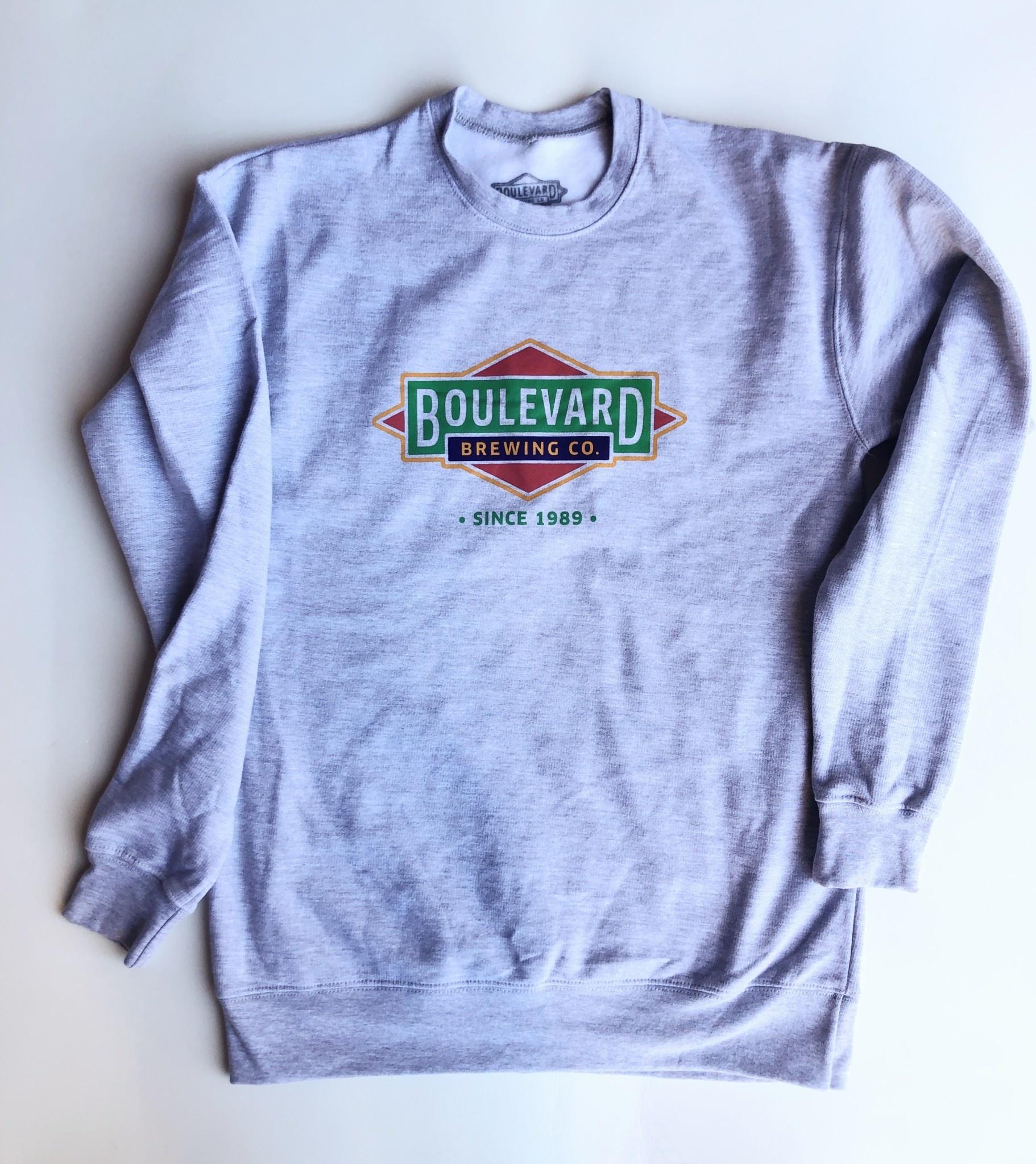 Throwback Crewneck Sweatshirt