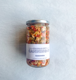 KC Canning Co Giardiniera