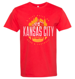 Kansas City Football Tee