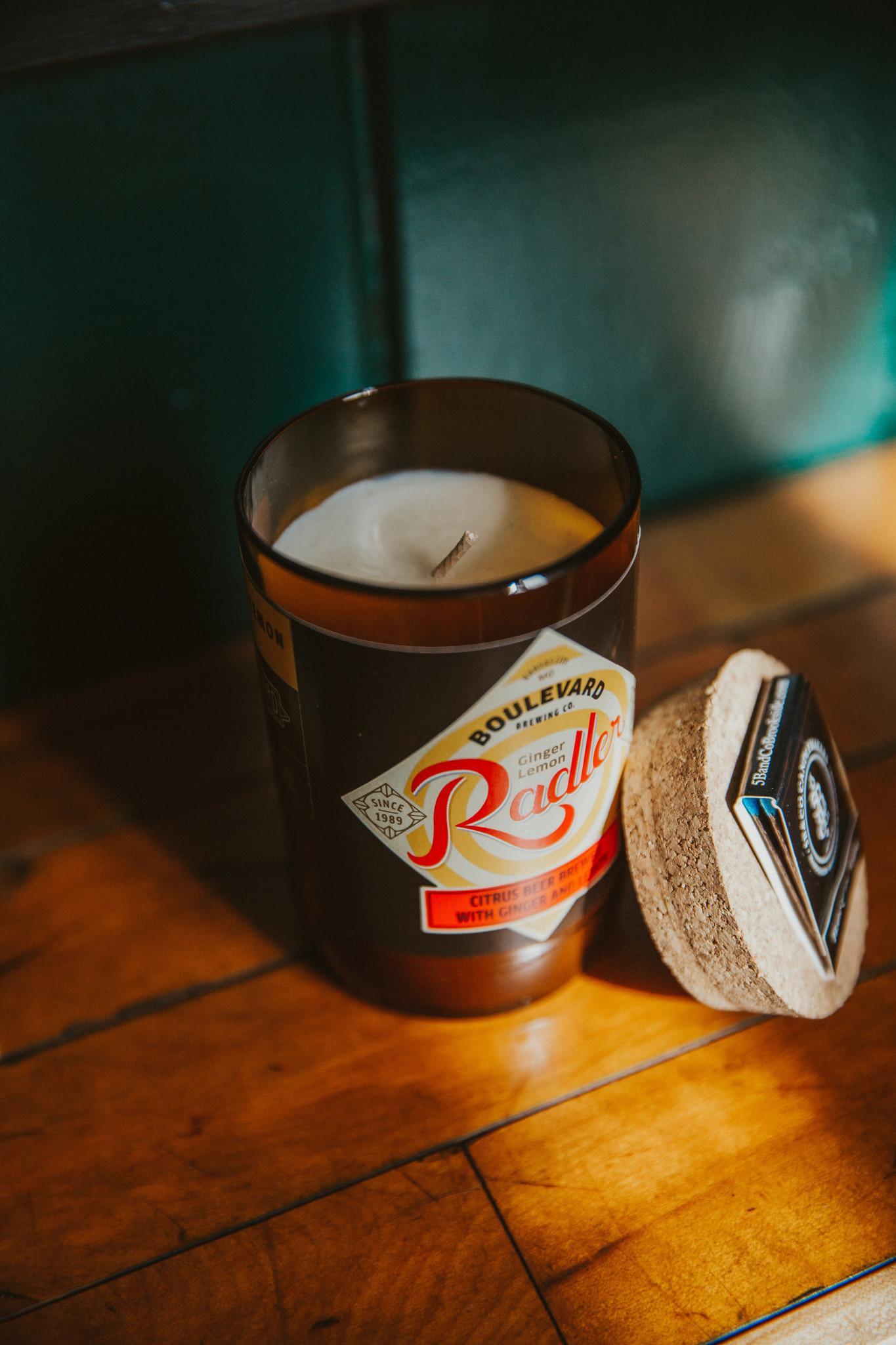 Radler Candle