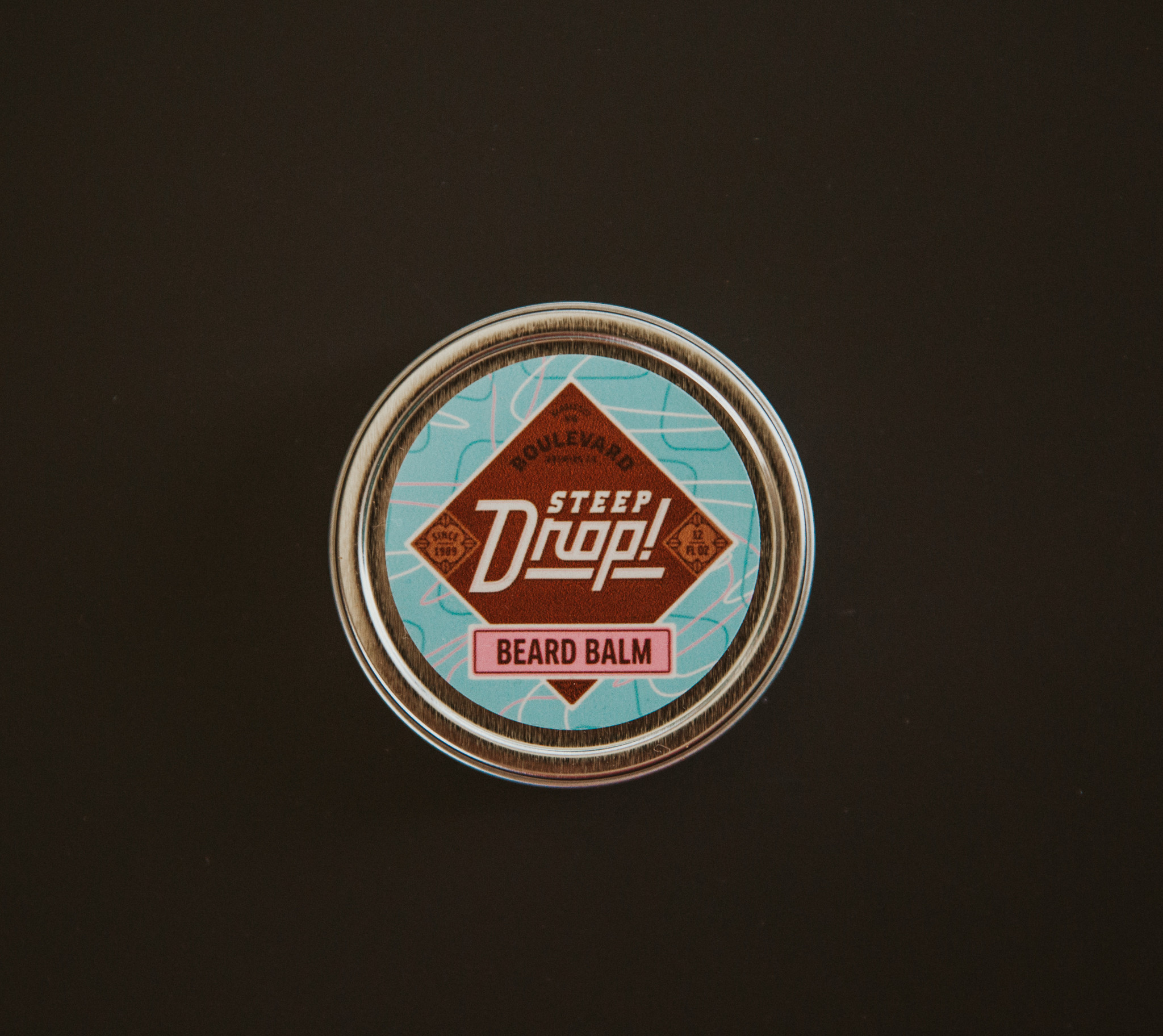 Steep Drop Beard Balm