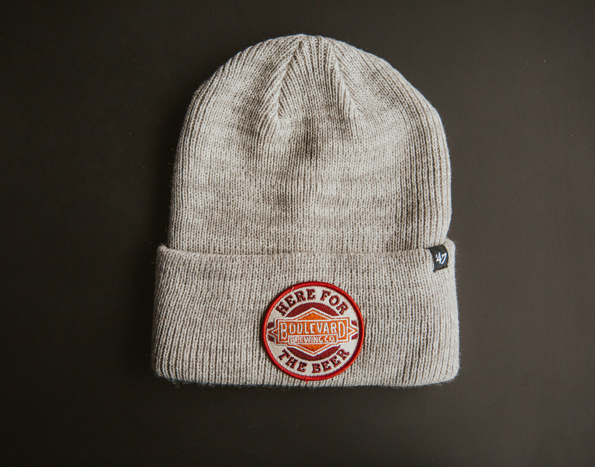Here for the Beer Plainfield Knit