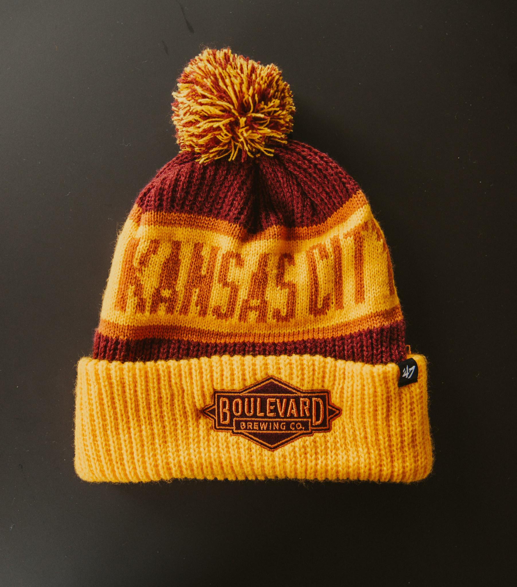 Kansas City Calgary Knit - Fall