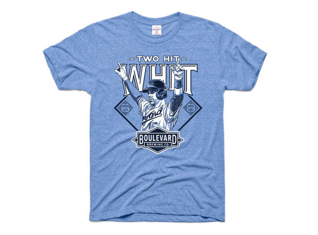 Two Hit Whit Tee