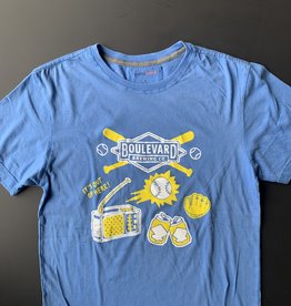 Baseball Go To Tee