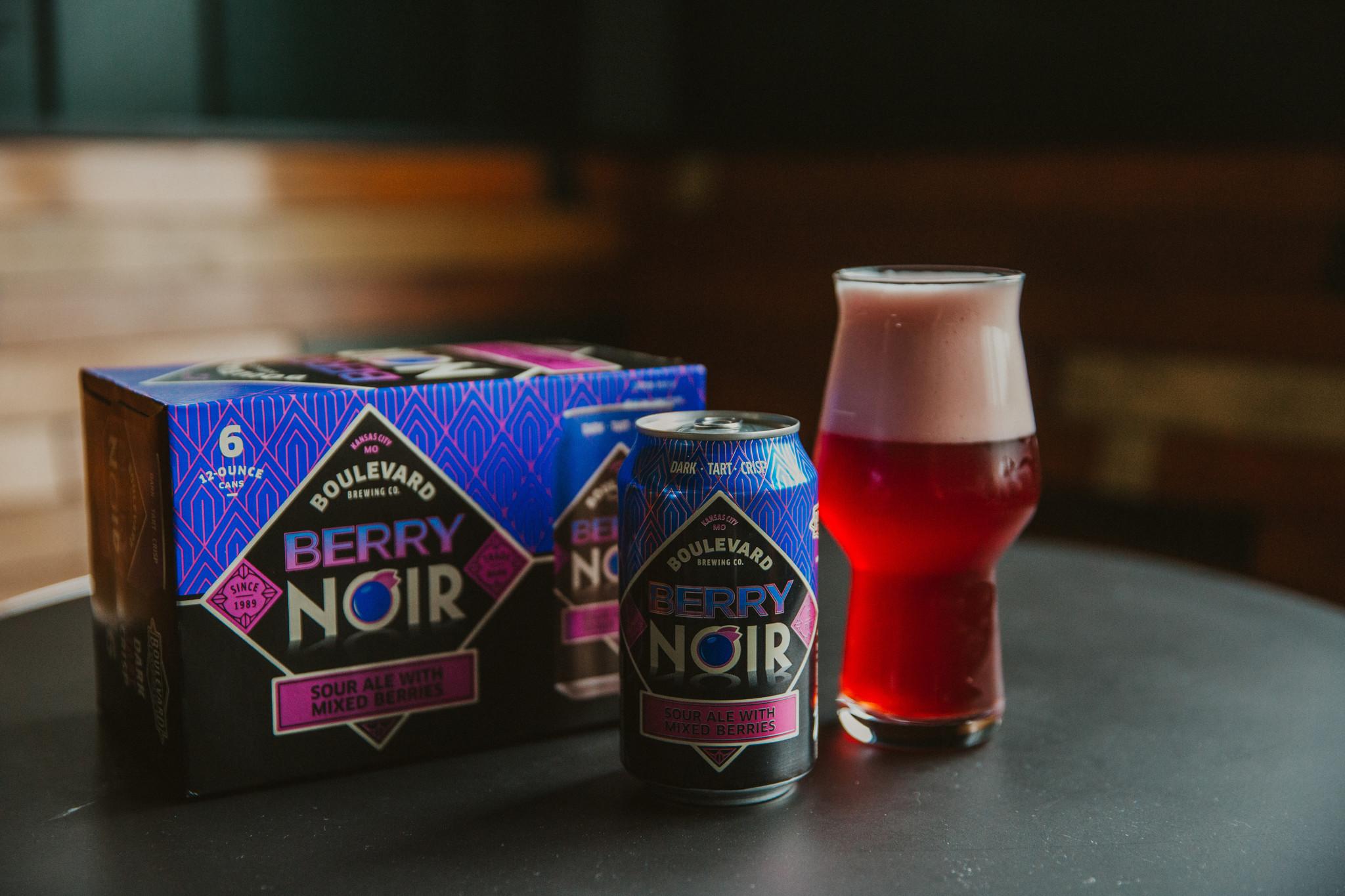 Berry Noir Six Pack 12 oz Cans