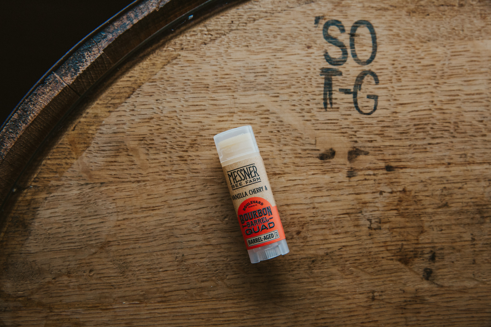 Lip Balm - Bourbon Barrel Quad