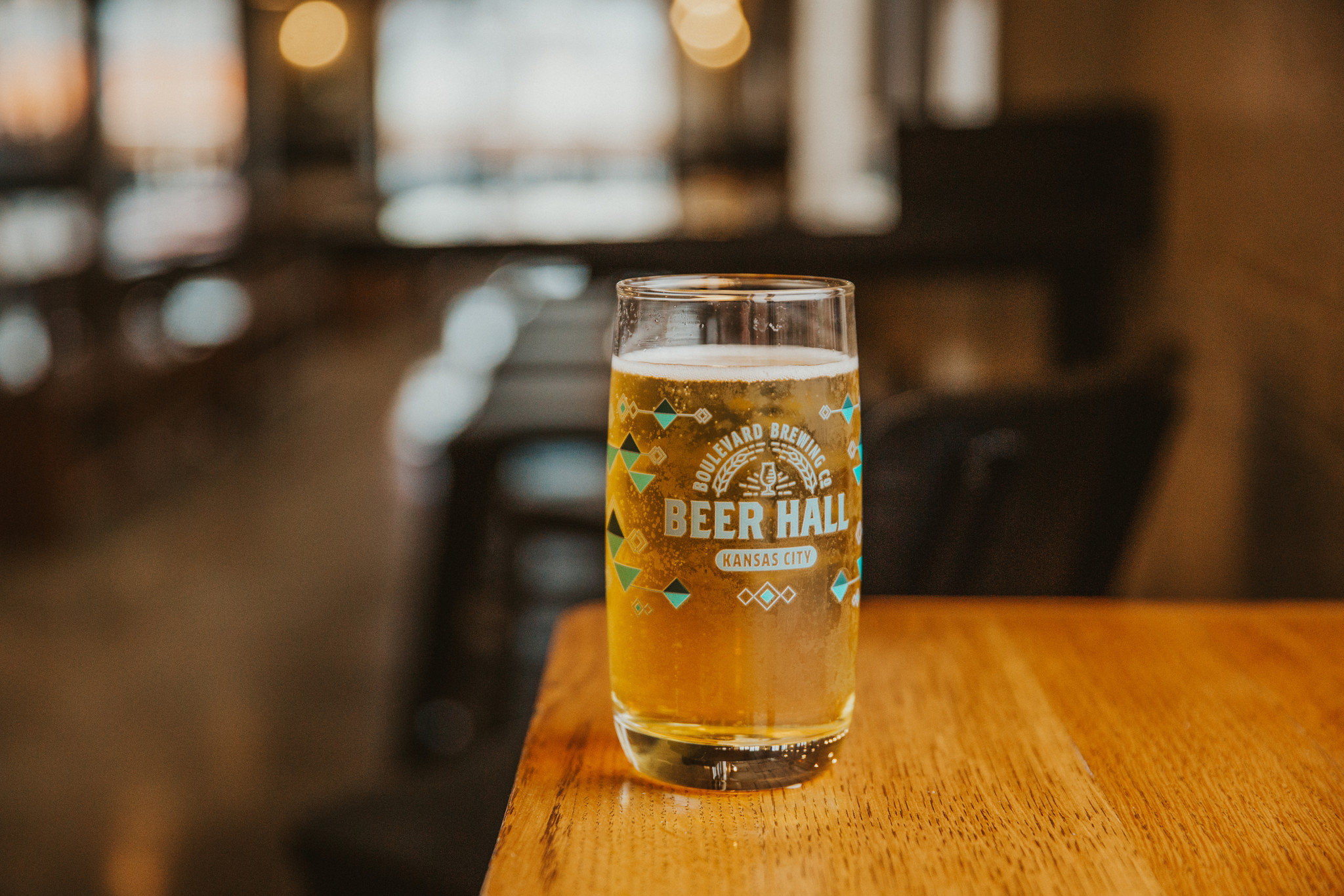 Beer Hall Arc Nordic Glass