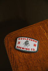 Boulevard Hop Patch -- Embroidered