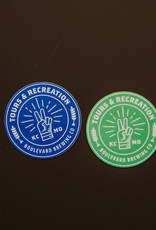Tours & Rec Sticker