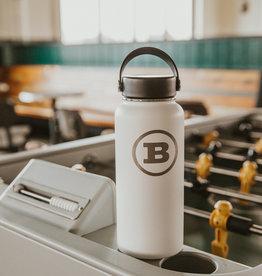 Hydro Flask 32oz White