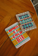 Hammerpress Wish You Were Beer Postcard