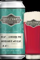 Test - Cherry Pie Berliner Weisse 32 oz. Crowler