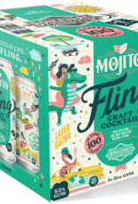 Fling Mojito Four Pack 12 oz. cans