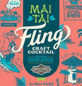Fling Mai Tai Four Pack 12 oz. cans