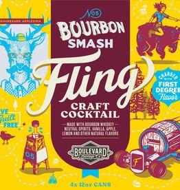 Fling Bourbon Smash Four Pack 12 oz. cans
