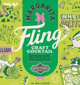 Fling Margarita Four Pack 12 oz. cans
