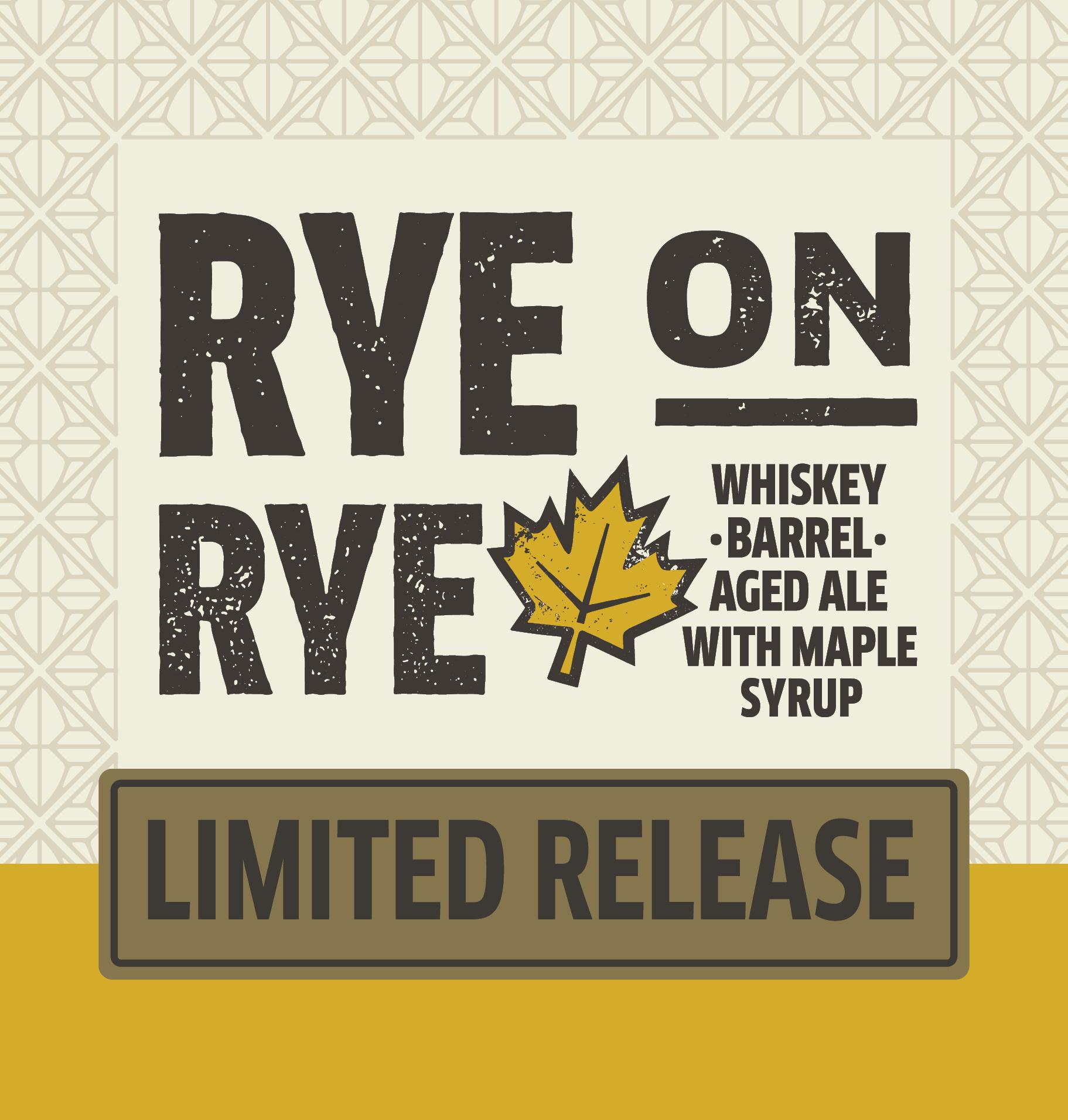 Rye-On-Rye Maple Four Pack 12 oz. bottles