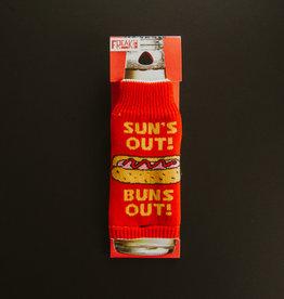 "Freaker Knit Koolie ""Sun's Out Buns Out"""