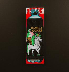 """Freaker Knit Koolie """"Game of Cones"""""""