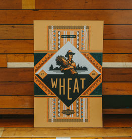 Hammerpress Wheat Poster