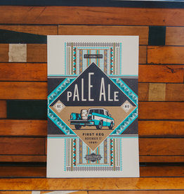 Hammerpress Pale Ale Poster