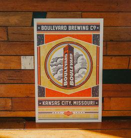 Hammerpress Brewery Poster