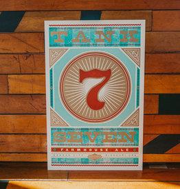 Hammerpress Tank 7 Poster