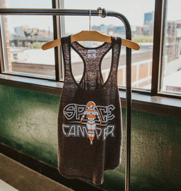 Charlie Hustle Wmns Space Tank