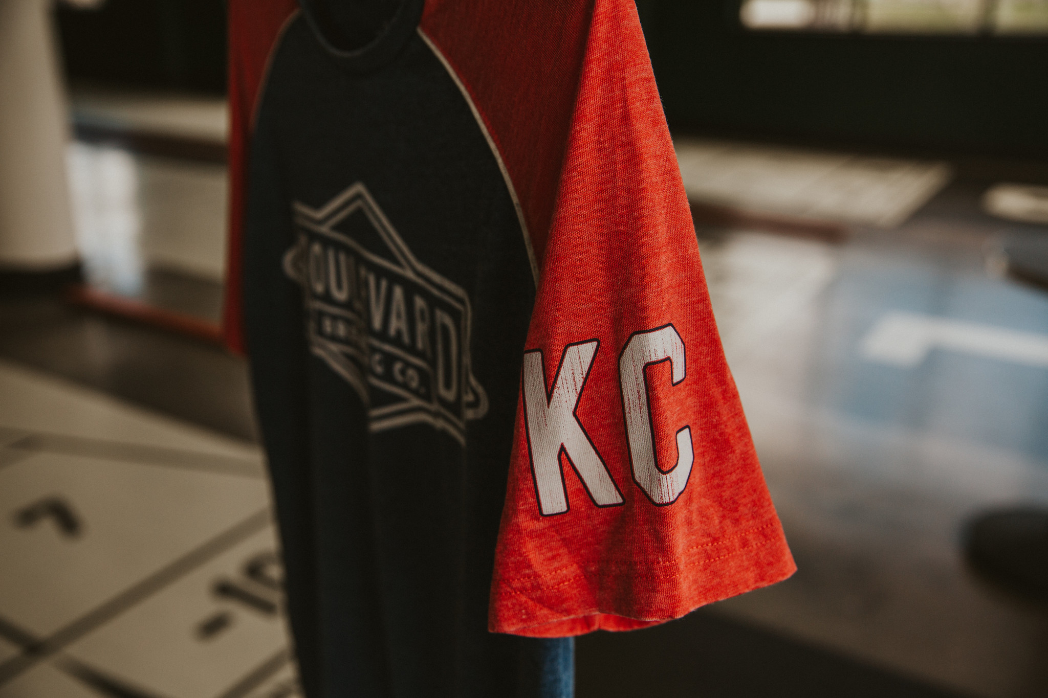 Diamond Logo KC Tee