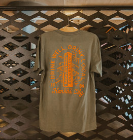 Drink Local Go To Tee