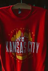 Kansas City Football Tee