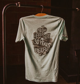 30 Years of Beers Tee
