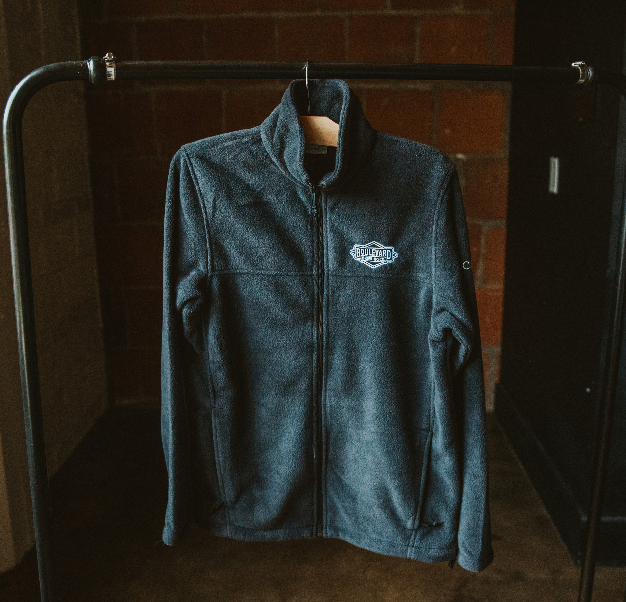 Diamond Logo Flanker Jacket