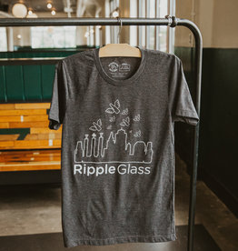 Ripple Glass Tee