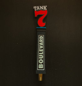 Boulevard Brewing Co. Tank 7 Tap Handle